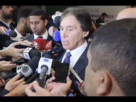 Leilão do pré-sal pode gerar até R$ 130 bilhões, diz Eunício