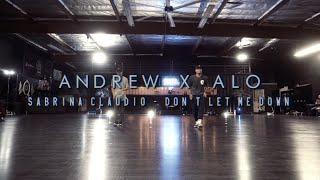 Andrew Tran X Alo Galedo   Sabrina Claudio - Don't Let Me Down   Snowglobe Perspective
