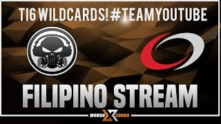 BUGBUGAN GAMING Execration vs. Complexity The International 6 Wildcards Game 1