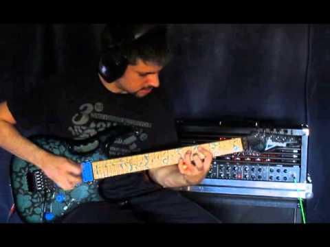 "ESP George Lynch ""Mr. Scary"" contest - David Zabala"