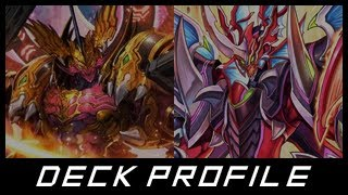"""Greetings cardfighters! Here's my updated Dragonic Overlord """"The Legend"""" deck profile with support from VG-G-BT11: Demonic..."""