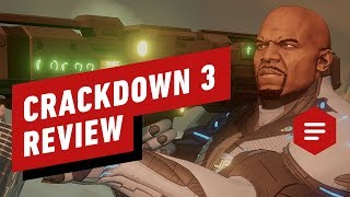 Crackdown 3 Campaign Review by IGN