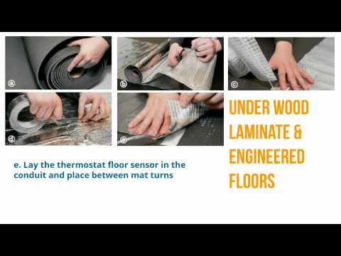 7 Things You Need to Know About Under Wood Underfloor Heating