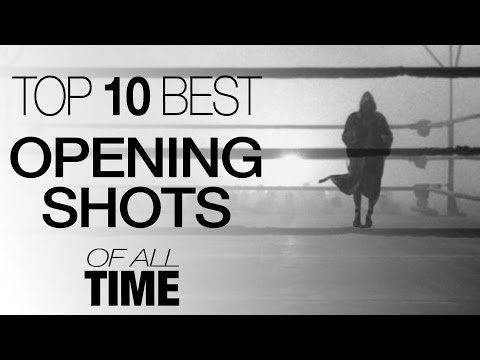 Are These the Ten Best Opening Shots in Movie History?