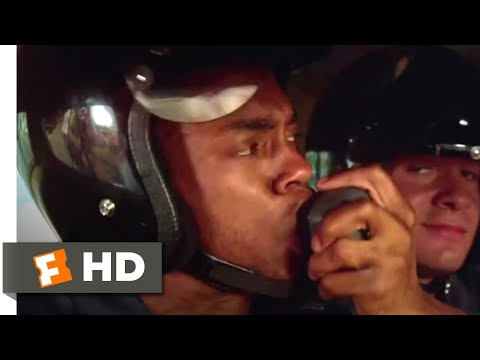 Police Academy (1984) - Beatbox Riot Scene (9/9) | Movieclips