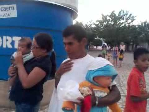 Papai Noel de Luís Gomes/RN