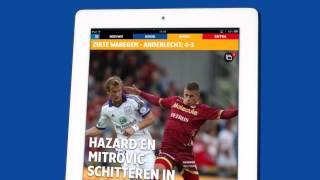 Het Nieuwsblad digitale krant YouTube video