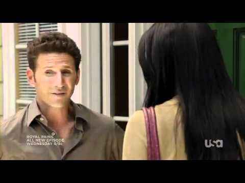 Royal Pains S03E03 Rash Talk [Official (USA) Promo Trailer]