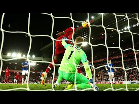 Origi's Dramatic Everton Goal RAW | Every Angle And All The Celebrations