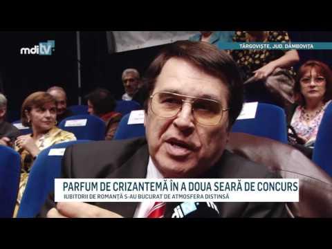 PARFUM DE CRIZANTEMĂ ÎN A DOUA SEARĂ DE CONCURS