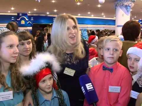 Закрытие культурной столицы Красноярья-2015. Телеканал Енисей.