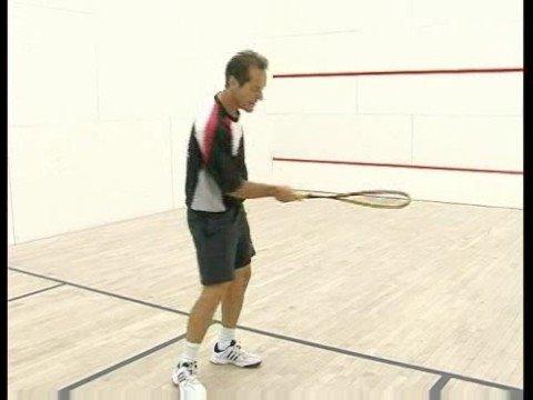 Squash Shot Tips : Squash Forehand Tips