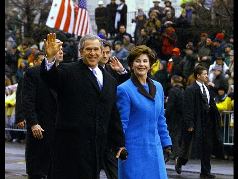 The Inauguration of George W. Bush 2001