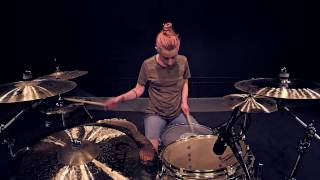 Download Lagu Lindsey Raye Ward - Louis The Child (ft. Evalyn) - Fire (Drum Cover) Mp3