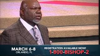 TD Jakes - You Can't Give Me What's Already Mine - Part 2