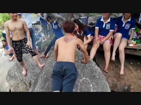 Full Clip Team building 360hot.vn tại suối đá Bà Rịa 2/4/2017