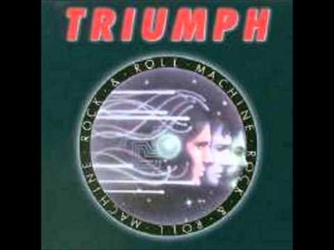 Blinding Light Show / Moonchild - Triumph