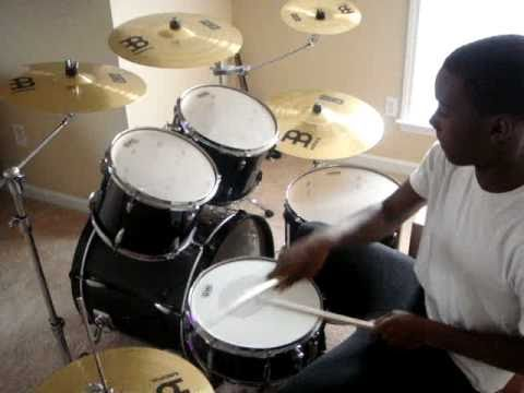 Malik Thomas-Drum Solo