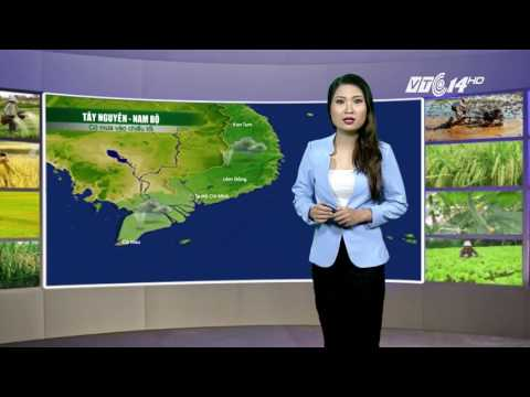 (VTC14)_Thời tiết nông vụ ngày 19.05.2017