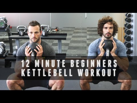 Beginners Kettlebell Workout | The Body Coach with Technogym Master Trainer