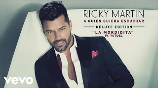 Ricky Martin - La Mordidita ft. Yotuel (Audio)