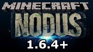 Minecraft : 1.7.2 Updated Hacked Client - Nodus Client For 1.7.2 - NO Survey [HD]