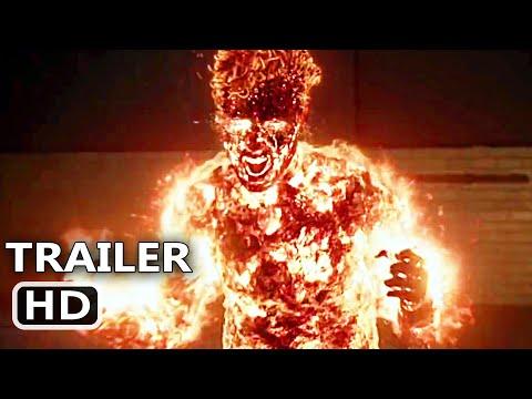 THE NEW MUTANTS Comic-Con Trailer (2020) Marvel X-Men Movie HD