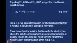 Mod-06 Lec-39 Electrolytes