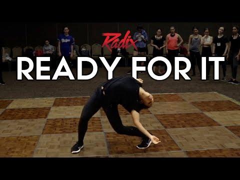 Ready For It - Taylor Swift | Radix Dance Fix Season 2 Ep 8 | Brian Friedman Choreography