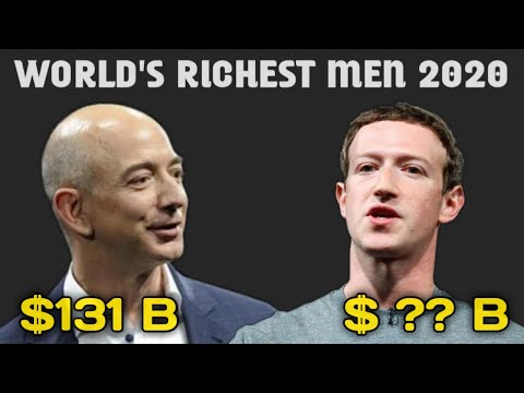 Top 10 Richest People In The World 2020