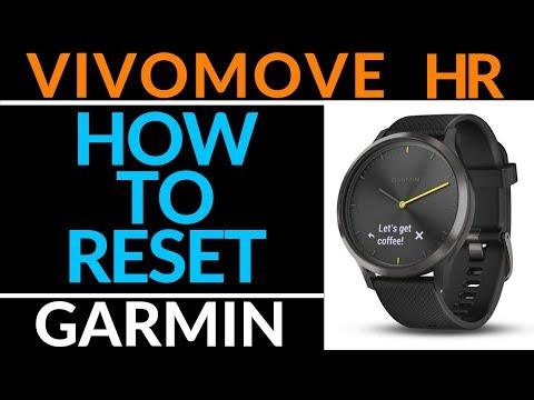 Download How To Factory Reset Garmin Vivosmart Hr To Factoryt