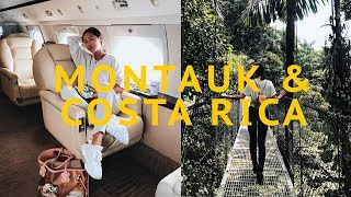 Video Montauk & Costa Rica 2017 - Vlog#46 | Aimee Song MP3, 3GP, MP4, WEBM, AVI, FLV Agustus 2018
