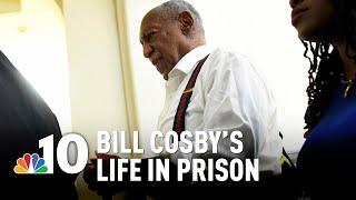 Bill Cosby's Life in Prison: 'He's Not Remorseful' | NBC10 Philadelphia