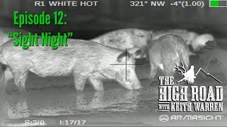Join Keith Warren for an epic night of hog hunting in Texas using Armasight night vision and thermal gear. For more information...