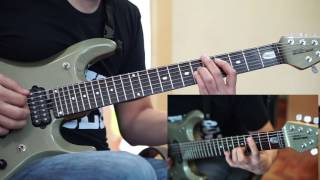 Dream Theater - Pull Me Under cover by Albert Montinola