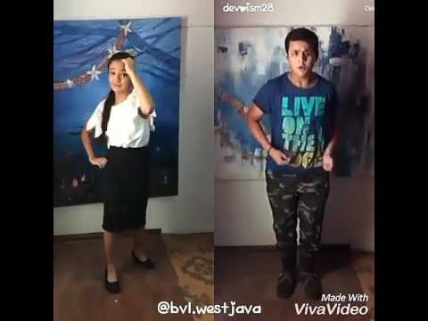 Video Dev joshi and Anushka sen dance beat pe booty download in MP3, 3GP, MP4, WEBM, AVI, FLV January 2017