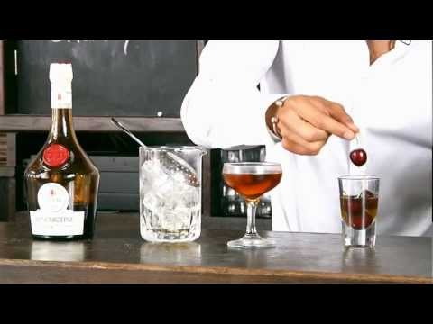 How to make cocktails with Benedictine, the Bobby Burns