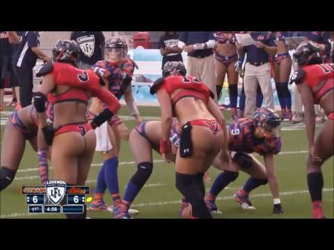 LFL Lingerie Football League - More Goodness