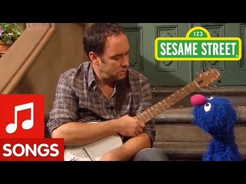 dave - Dave Matthews is feeling a feeling that is not a very good feeling. Grover is feeling a feeling that is not a very good feeling as well. What feeling is that...