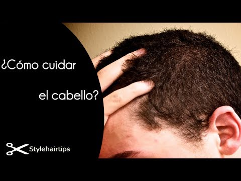 ¿Cómo cuidar el cabello? (consejos)