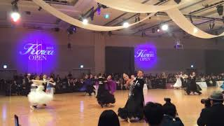 Download Lagu WDC Korea Open 2018 Professional ballroom semifinal Tango Mp3