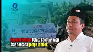 Video Viral Nasehat Penting Ustadz Bachtiar Nasir atas Gempa lombok MP3, 3GP, MP4, WEBM, AVI, FLV Agustus 2018