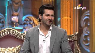 David  and Varun Dhawan In The Anupam Kher Show - Episode 8 -  (24th August 2014)