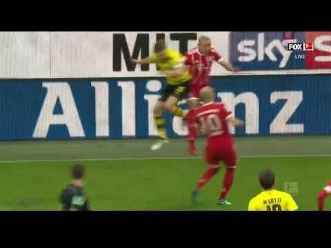 Bayern Muchen 6-0 Borusia Dortmund