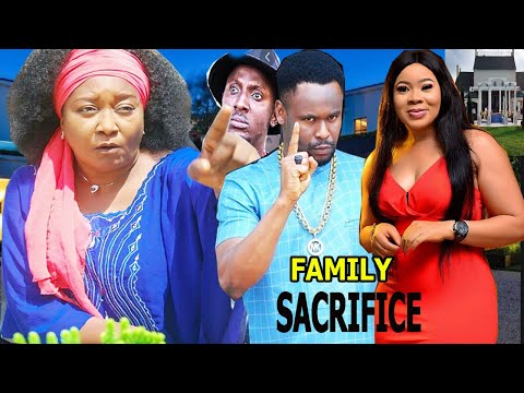 FAMILY SACRIFICE SEASON -2-ZUBBY MICHAEL  HIT MOVIE )LATEST NIGERIA MOVIE