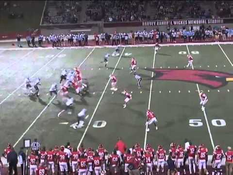 Northwood/SVSU Football Highlights