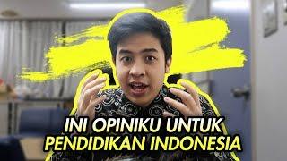 Video JIKA AKU MENJADI MENTERI PENDIDIKAN INDONESIA... MP3, 3GP, MP4, WEBM, AVI, FLV April 2019