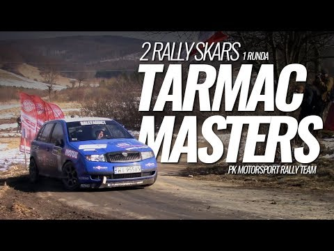 Tarmac Masters 2018 - 1 runda - onboard mix - PK Motorsport Rally Team