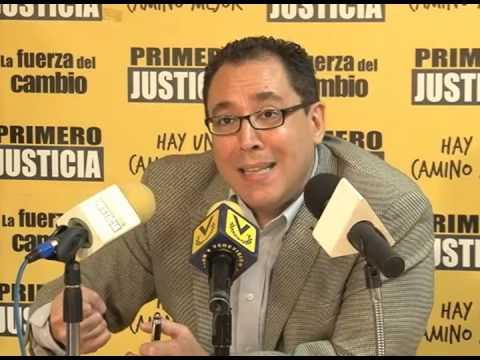Carlos Guillermo Arocha: El Gobierno perdió el control y lo cedió a los colectivos armados y a la delincuencia