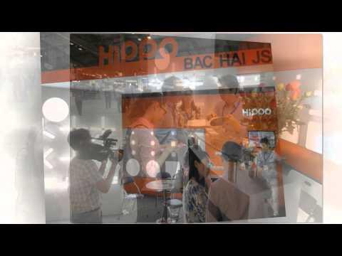Đèn LED HIPPO nổi bật trong triển lãm LEDTEC ASIA 2015